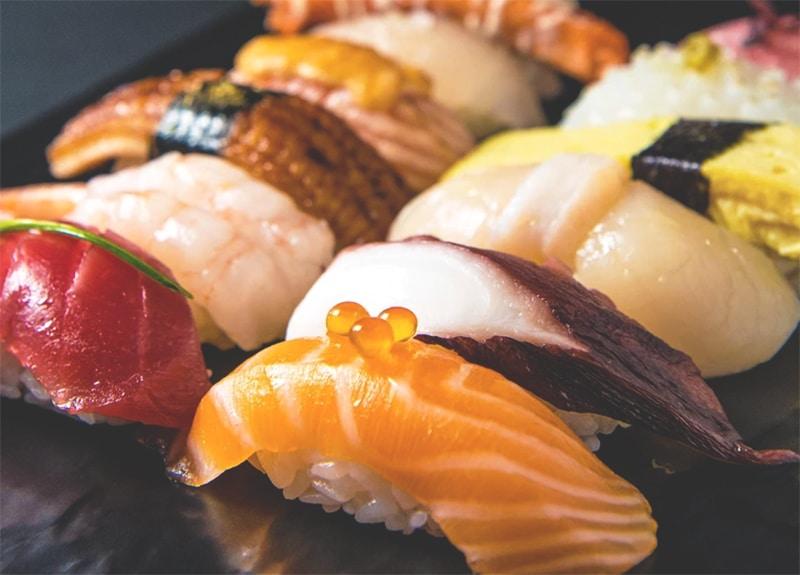 Itacho Sushi Restaurant in Singapore