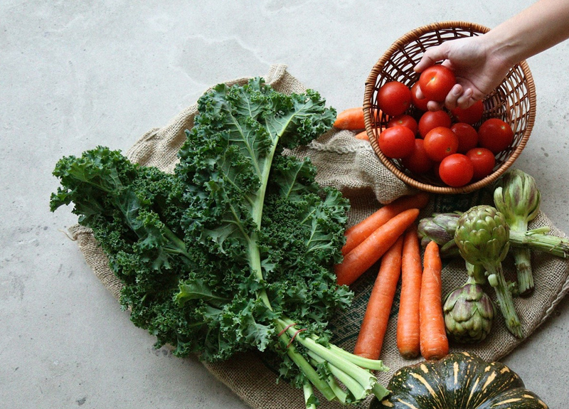 Healthy Grocery Delivery by The Organic Grocer Singapore