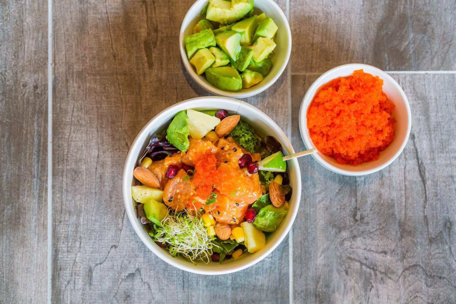 Healthy Singapore Food | Healthy Food Restaurant in CBD