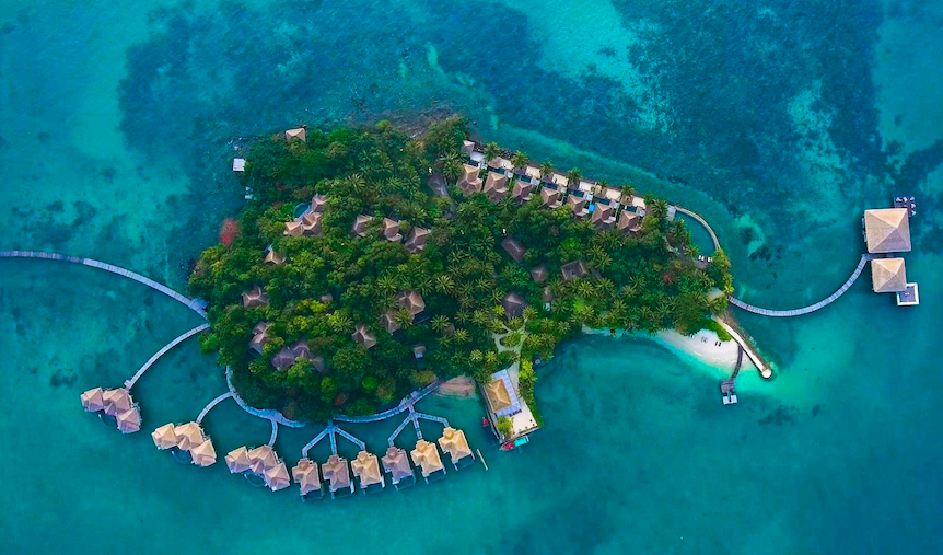 Private island experience: Koh Rong, Cambodia
