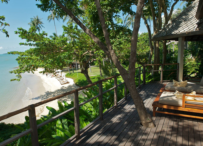 For pure pampering: Koh Samui, Thailand