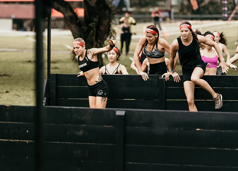 Spartan Training Downtown Challenge