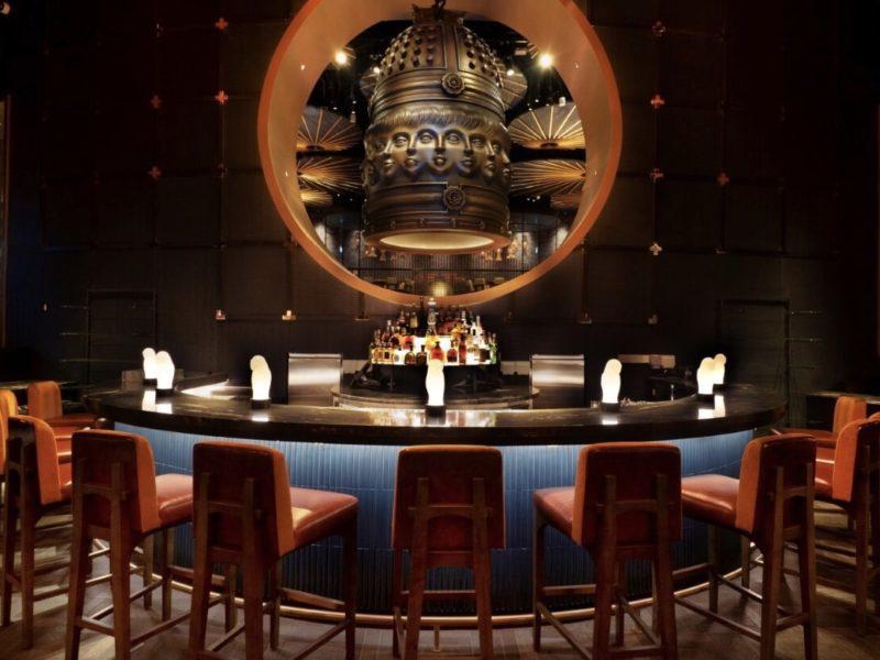 Koma Singapore Bar
