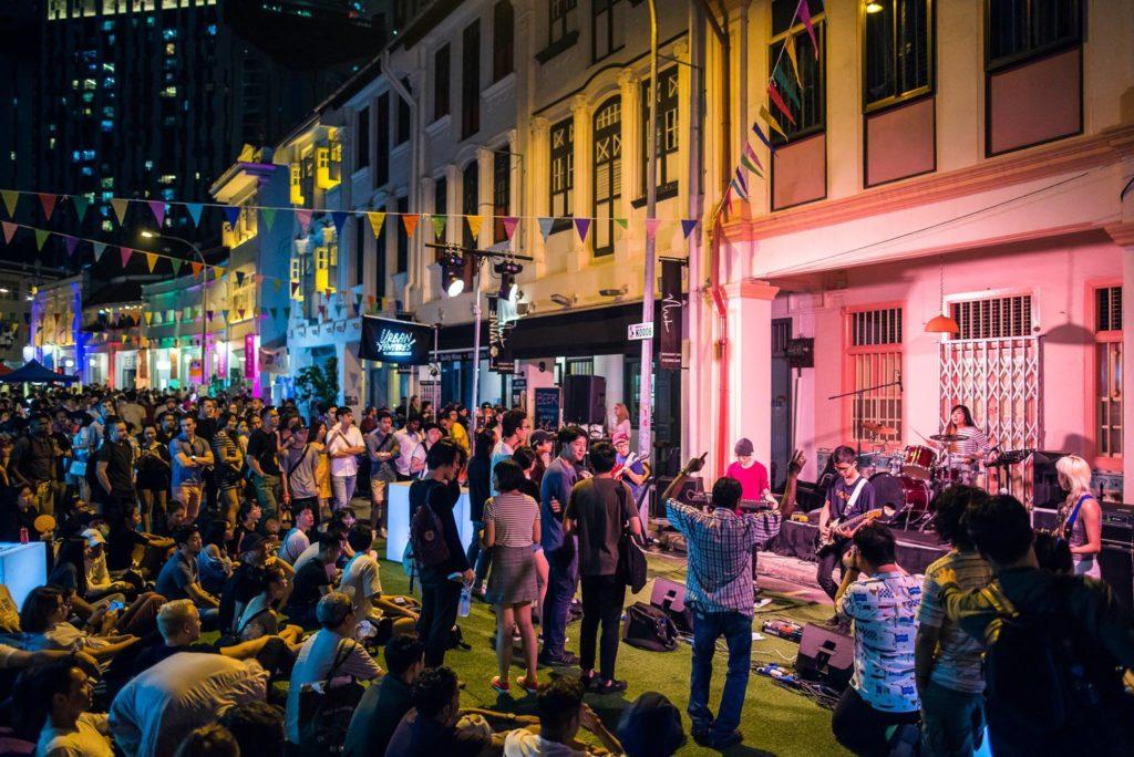 Urban Ventures 12: Keong Saik Street Carnival