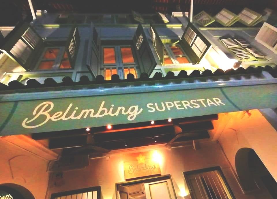 Belimbing Superstar Peranakan dishes in Singapore