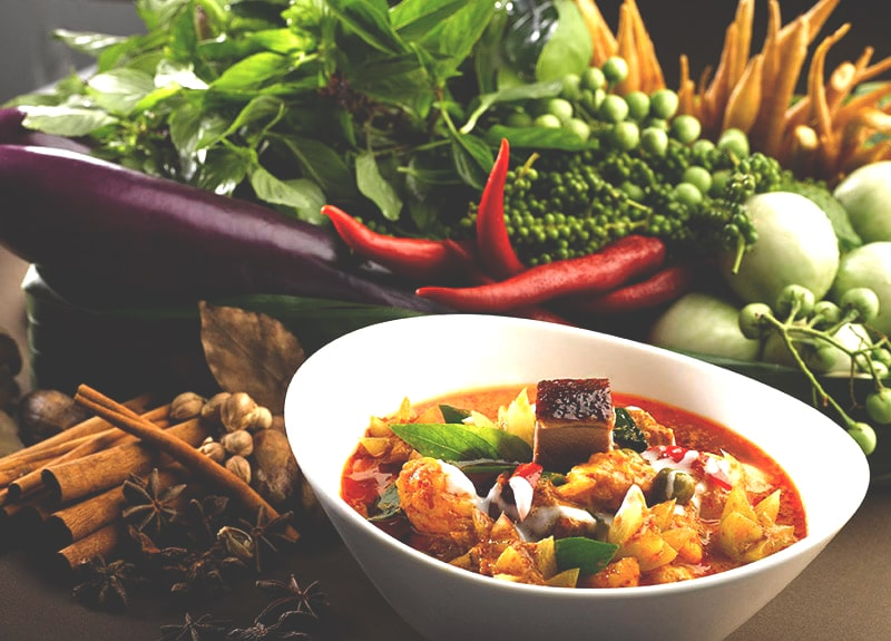 Sabai Fine Thai cuisine singapore