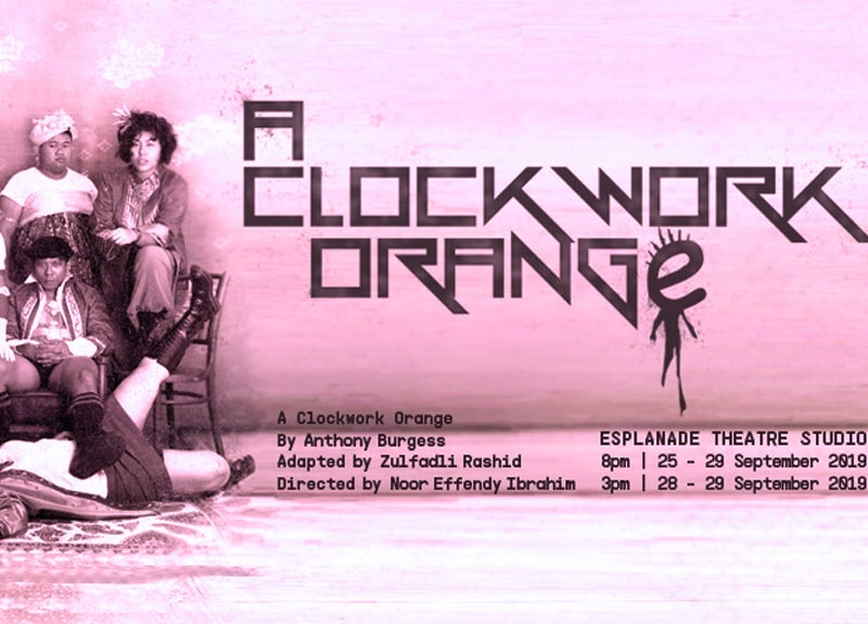 A Clockwork Orange by Teater Ekamatra