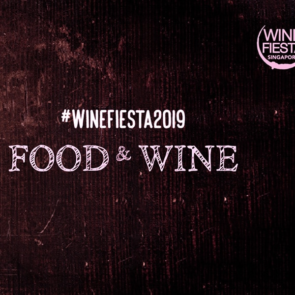 Wine Fiesta 2019 October Event Singapore