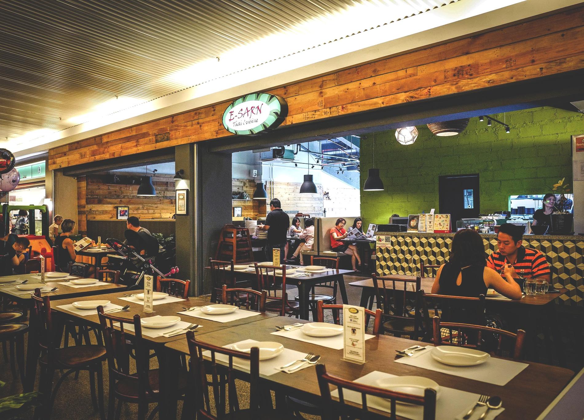 E-sarn (Ridgewood) best thai restaurant singapore
