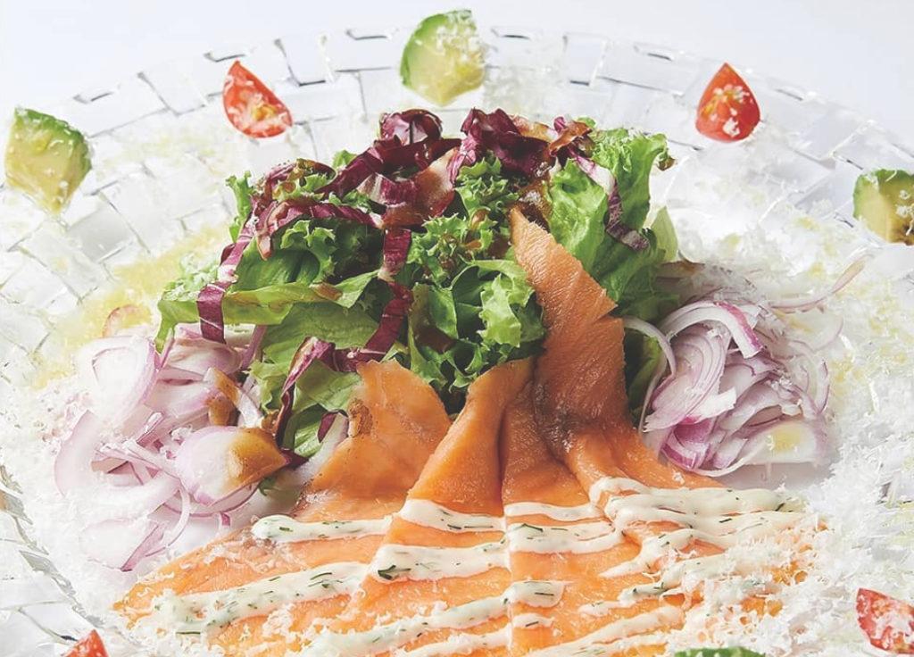 Trattoria Pizzeria LOGIC Restaurant in Singapore