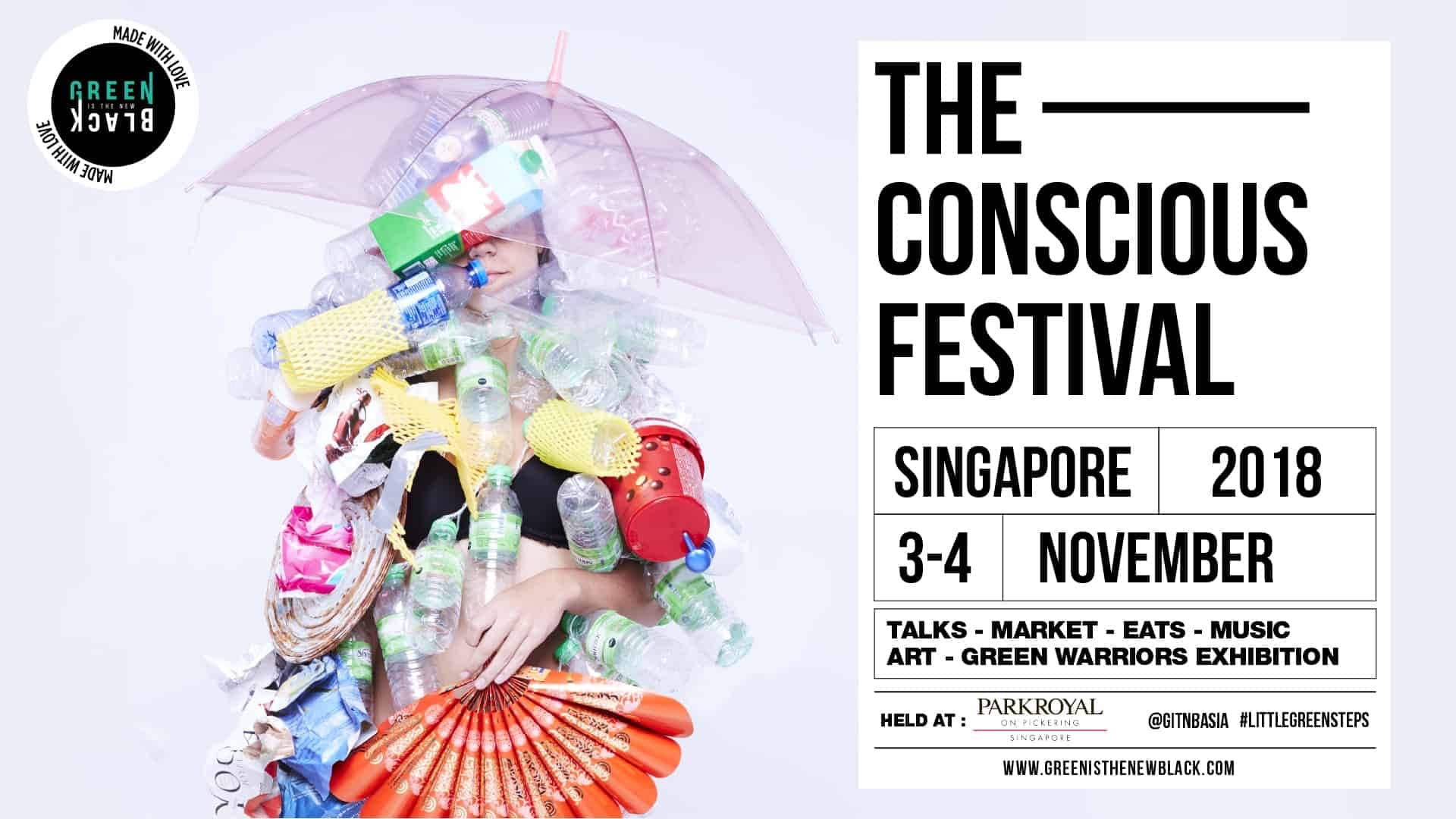 The Conscious Festival Weekend Event Singapore