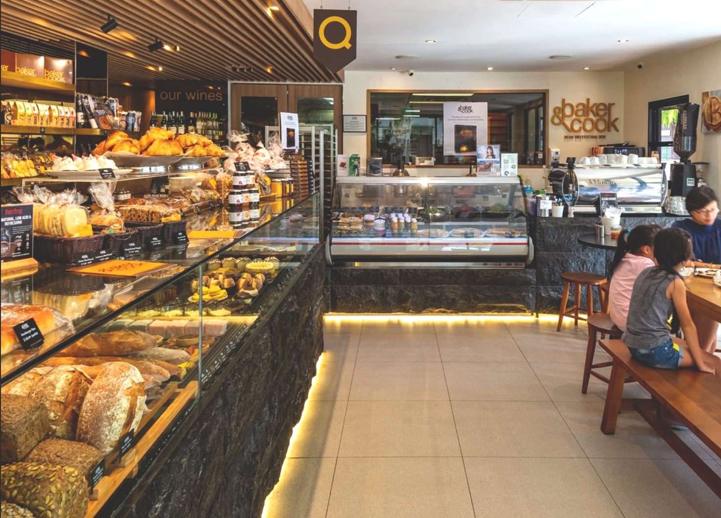 Baker & Cook Bakery in Singapore