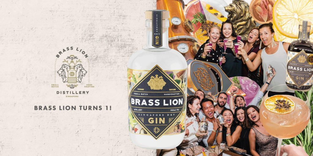 Brass Lion Turns One Singapore Weekend Event