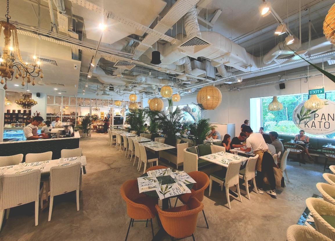 New Restaurant in Singapore
