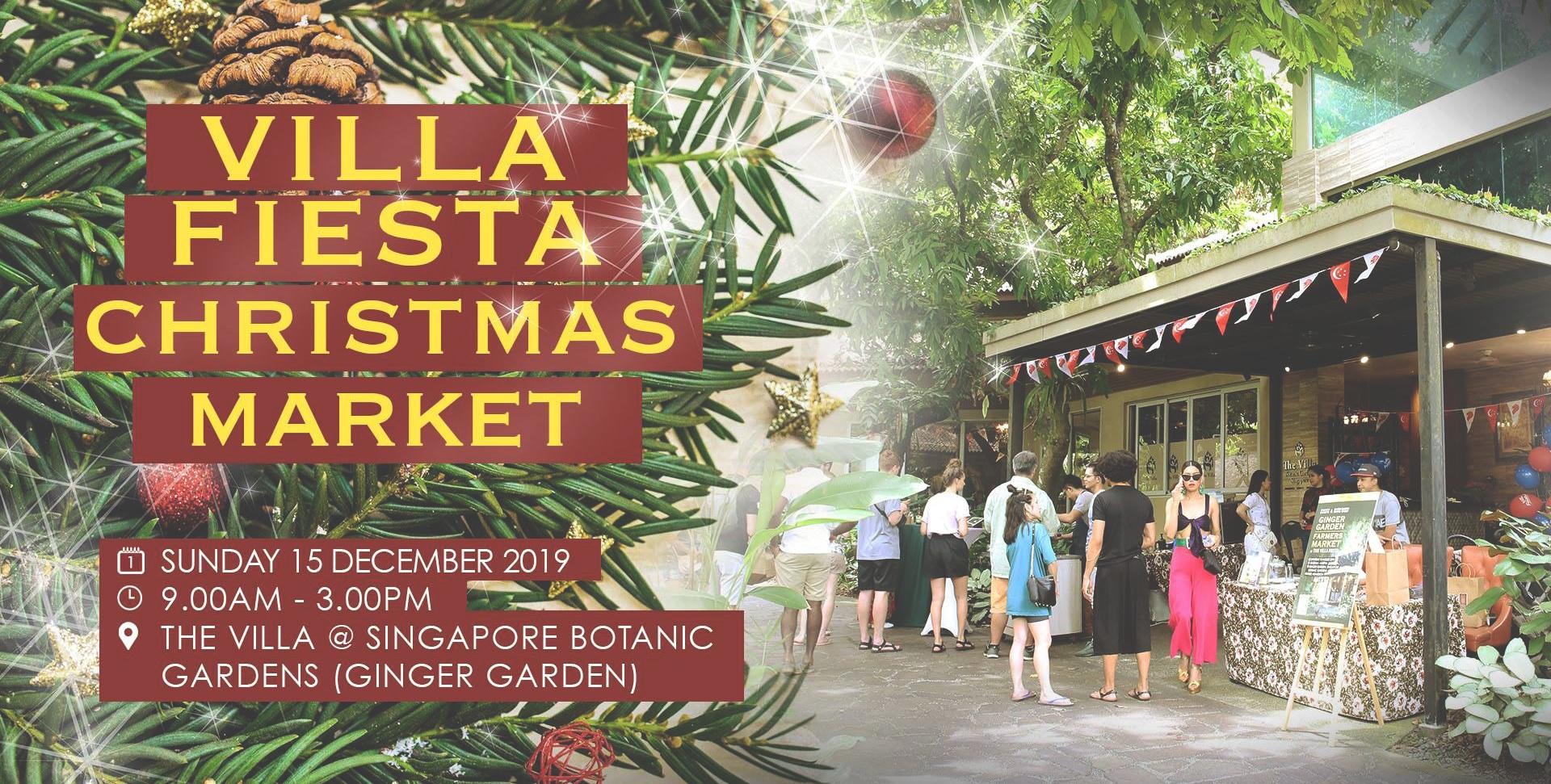 Christmas fiesta in Singapore