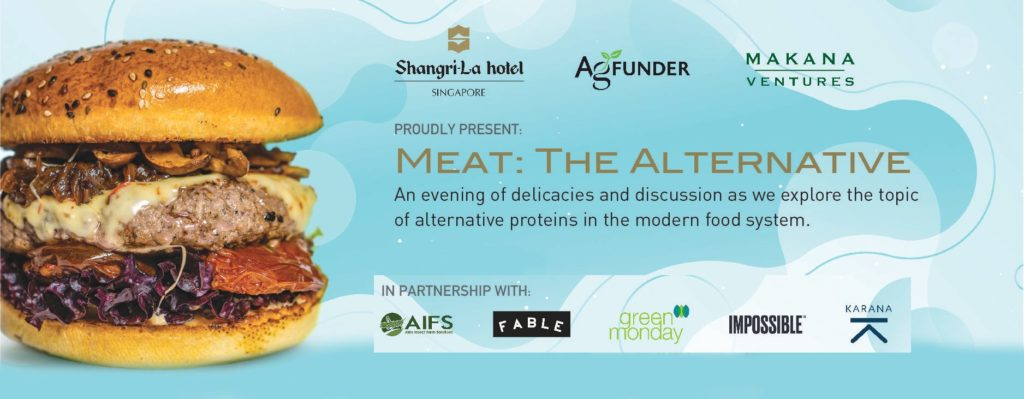 Meat: The Alternative Singapore Weekend Event