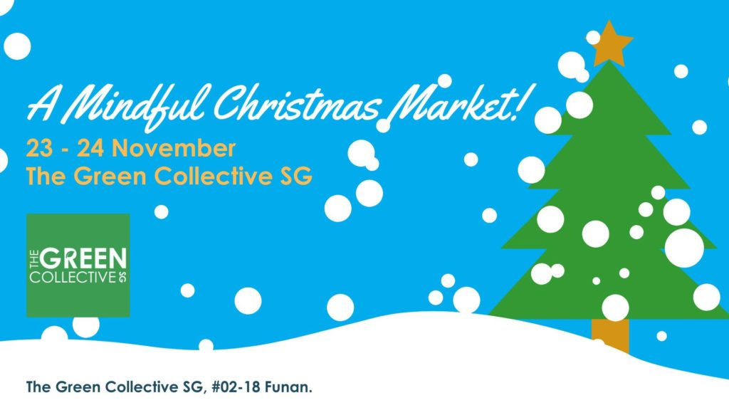 A Mindful Christmas Market Singapore Weekend Event