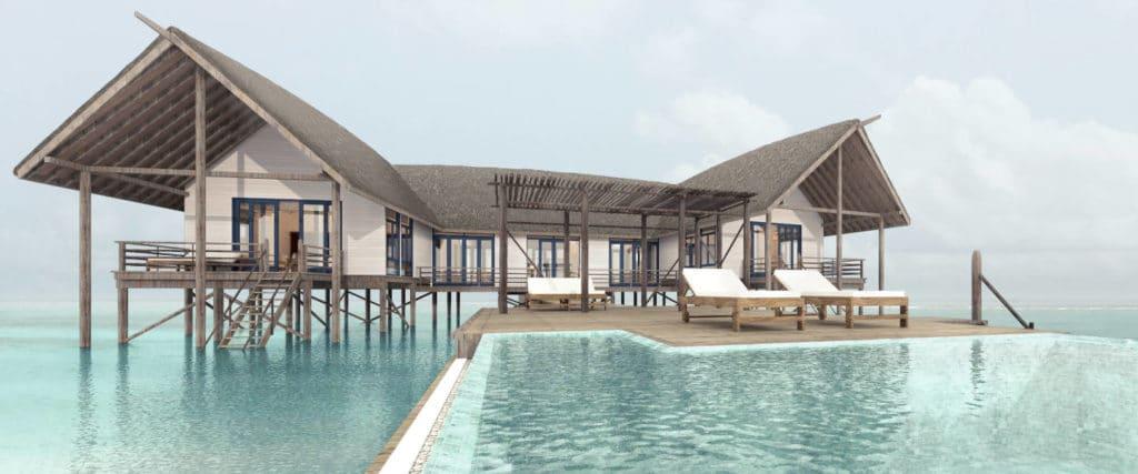 COMO's New Cocoa Island Resort