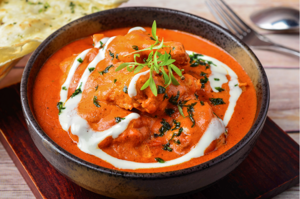 Butter Chicken Punjab Grill