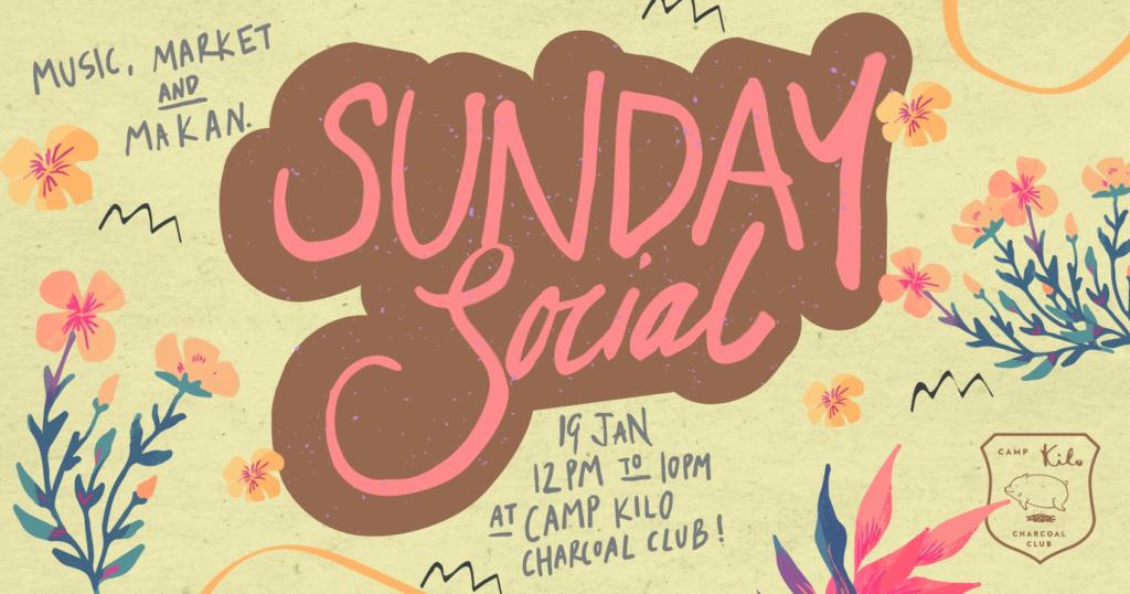 Sunday Social Market Singapore