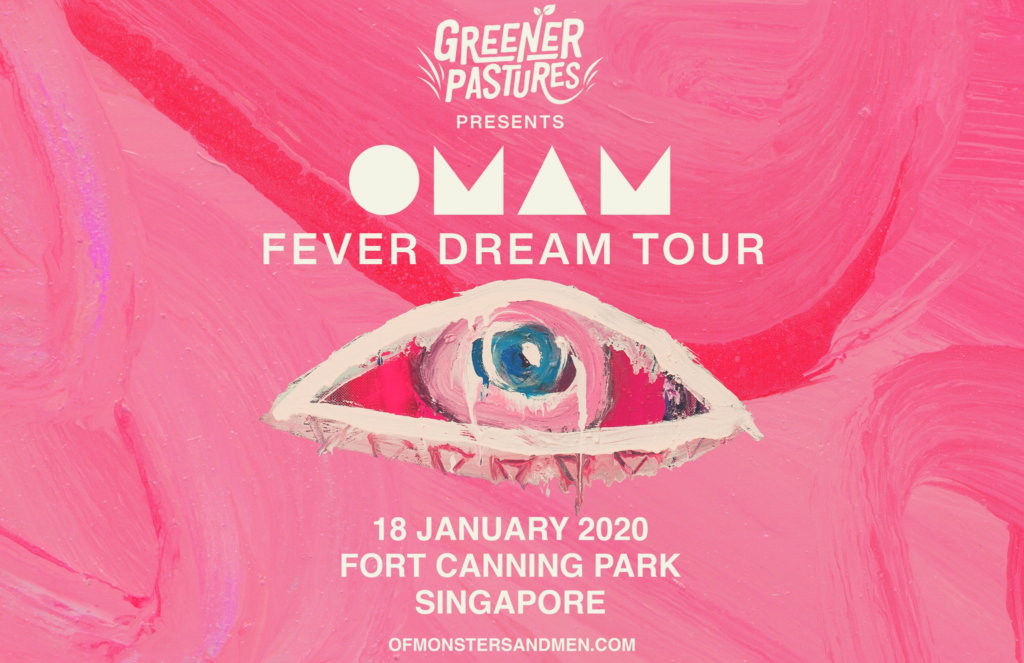 FEVER DREAM Weekend Event Singapore